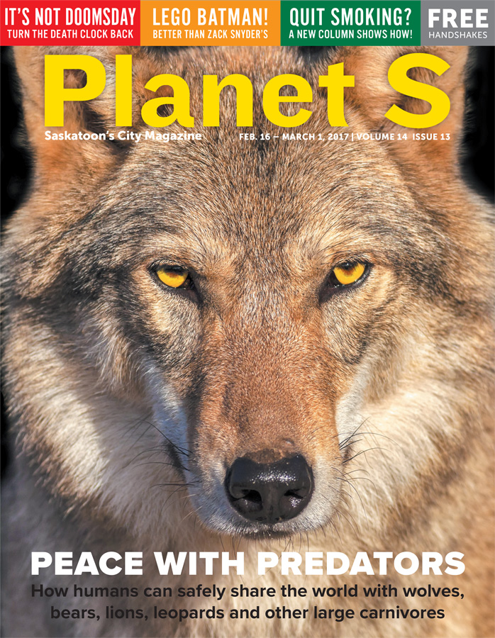 Planet S cover Feb. 16, 2017