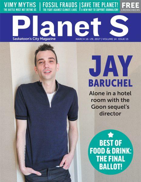 Planet S cover - photo by Jorge Ignacio Castillo