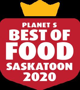 Best of Food Sasaktoon 2020